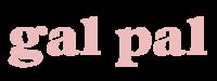 Gal Pal Logo - Pink